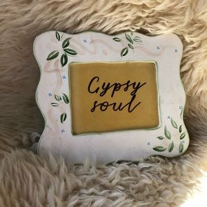 5x7 cottagecore Gypsy Soul Table top frame